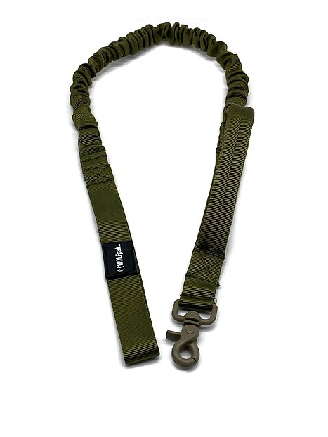 Tactical Nylon Lead Green