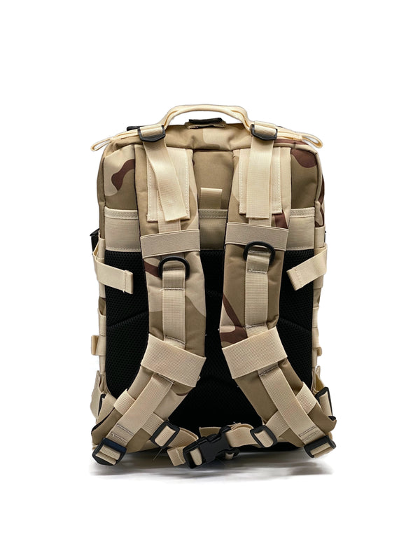 25L Backpack Desert Camo