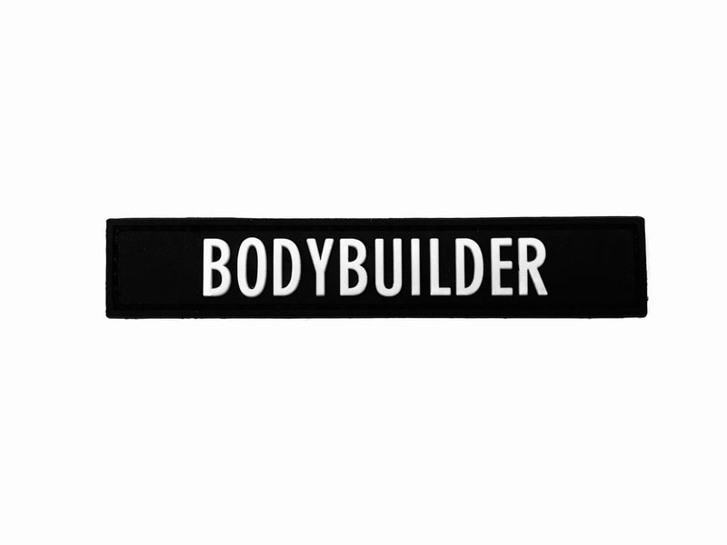 Bodybuilder Black & White