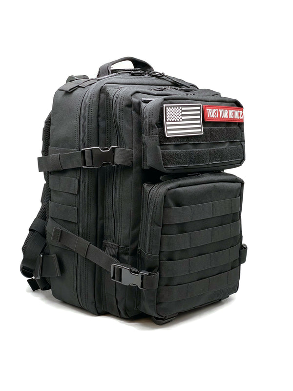 25L Backpack Alpha Black