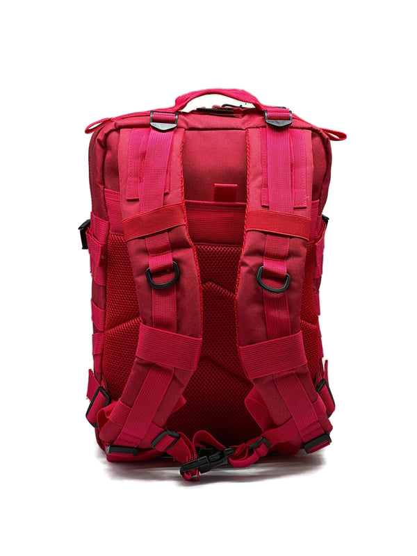 25L Backpack Olympia Red