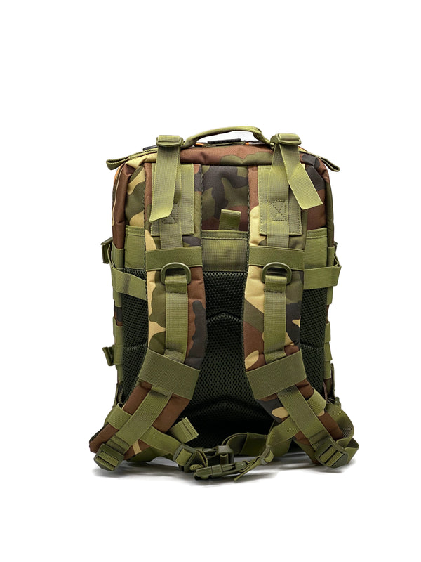 25L Backpack Camo Wolf