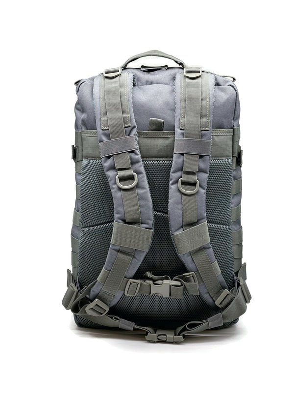 45L Backpack Selenite Gray