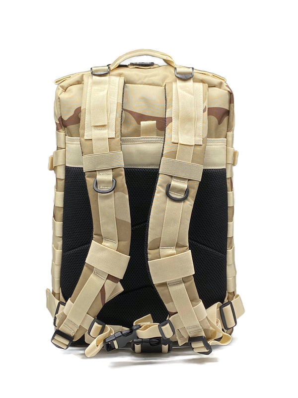 45L Backpack Desert Camo