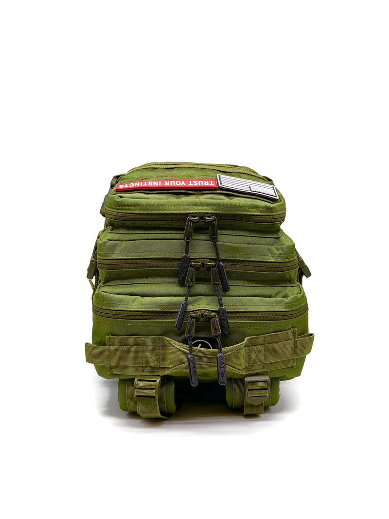 25L Backpack Athletic Green