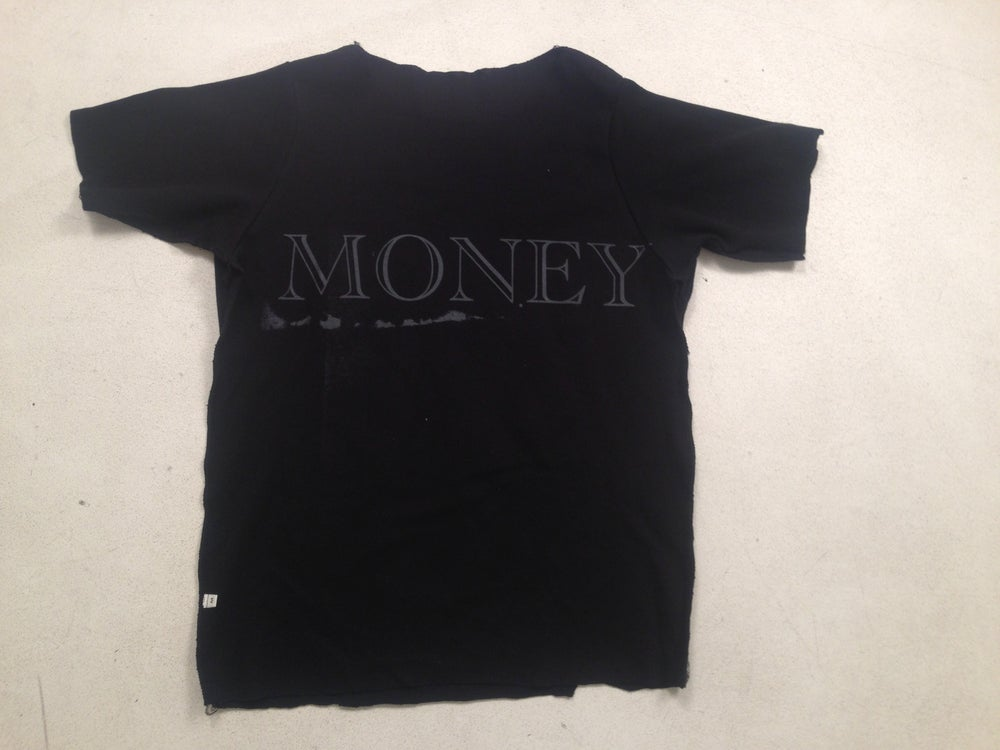 MONEY reversible short sleeve