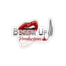 Load image into Gallery viewer, Bossin Up Productions Stickers