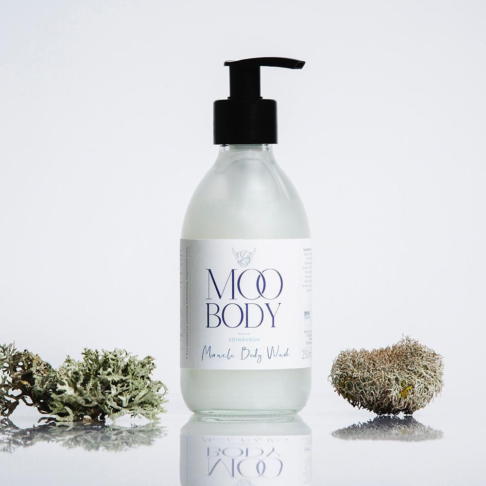 Moo Body: Miracle Body Wash (250ml)