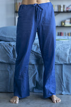 Afbeelding in Gallery-weergave laden, Pyjama pants Chandra Indigo (blue)