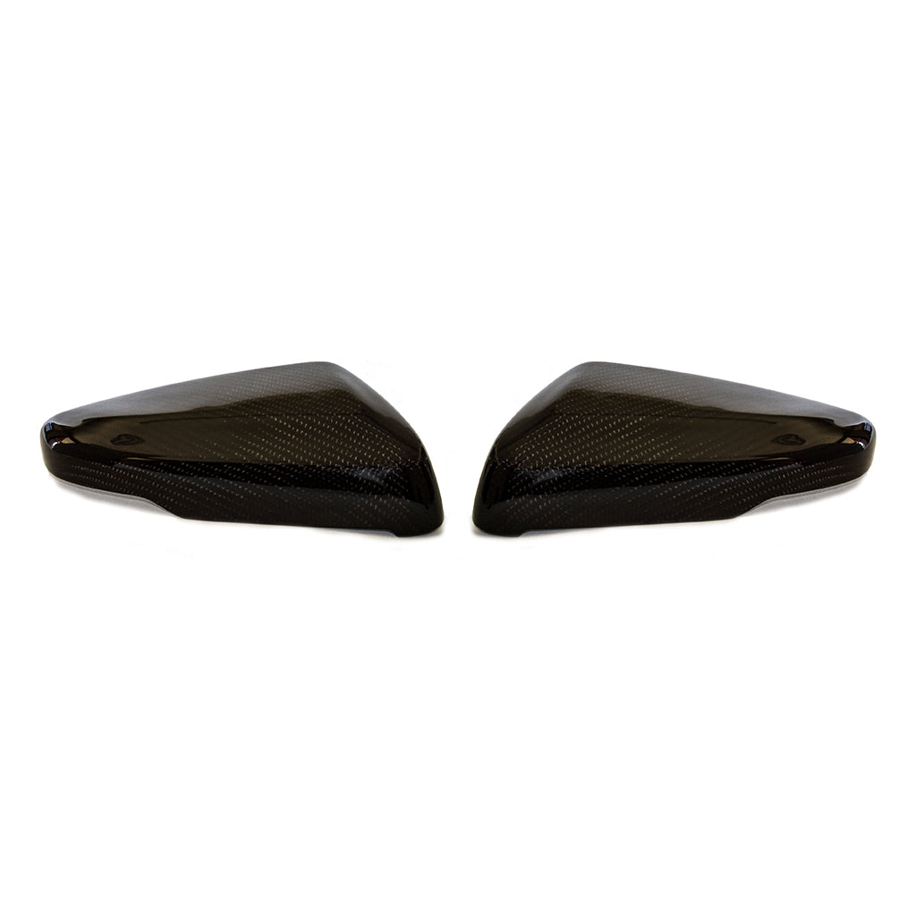 ATS Coupe Carbon Fiber Mirror Covers