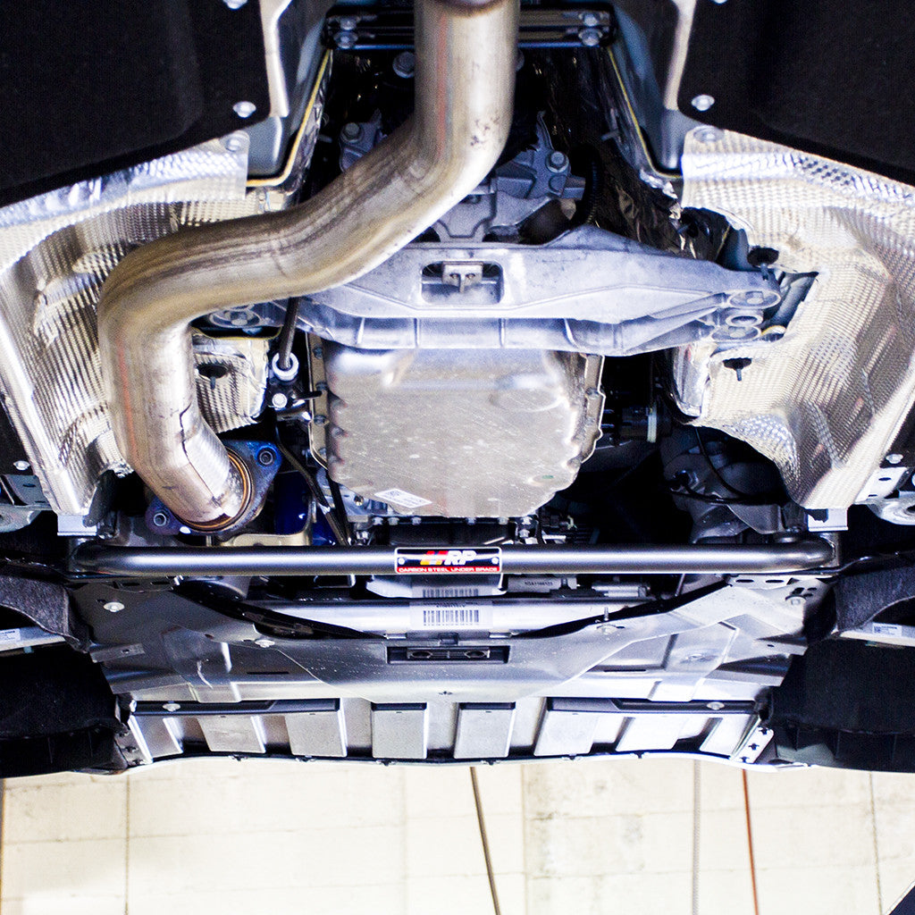 ATS Lower Chassis Brace - RENICK PERFORMANCE - 4