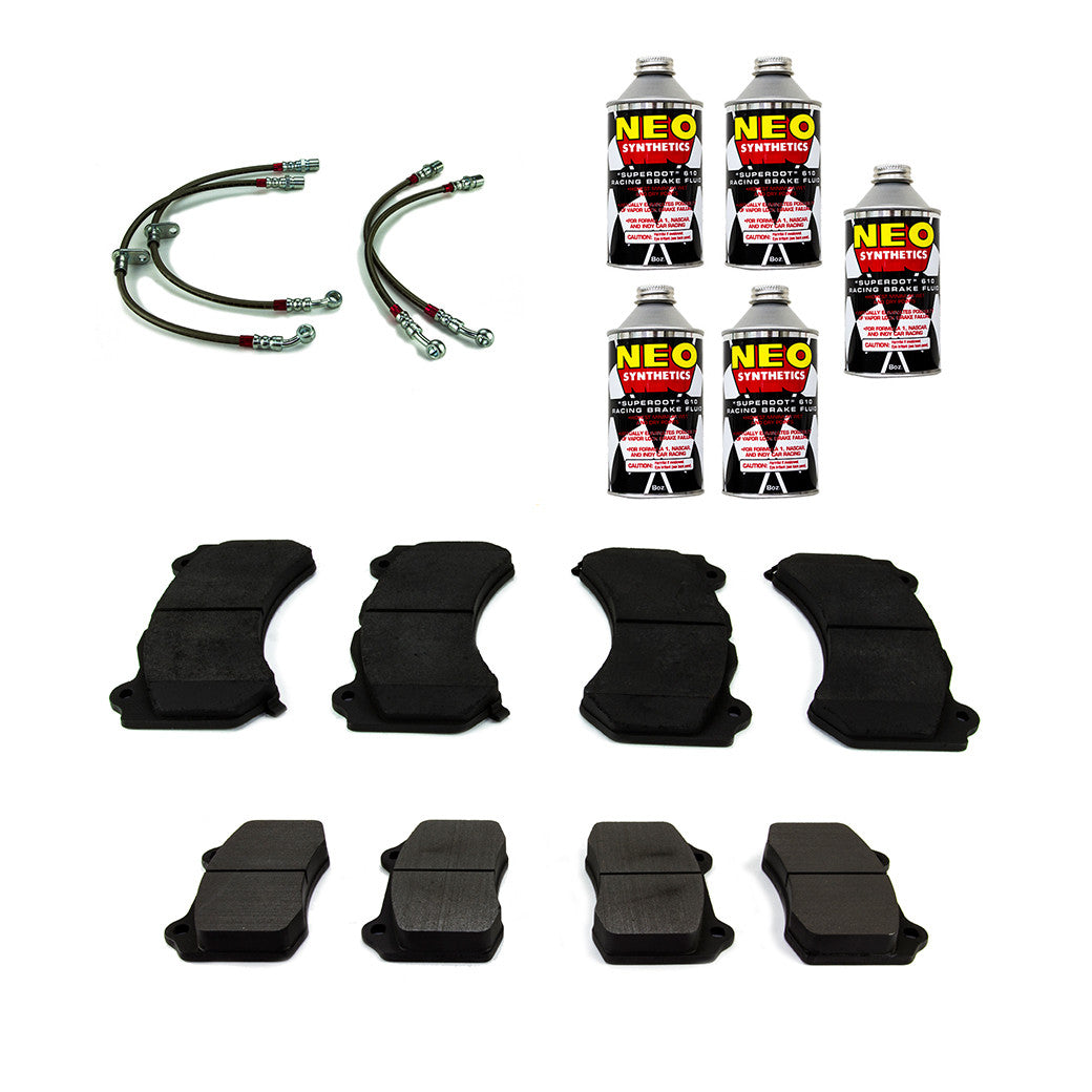 Renick Performance CTS-V Stage 2 Braking Kit