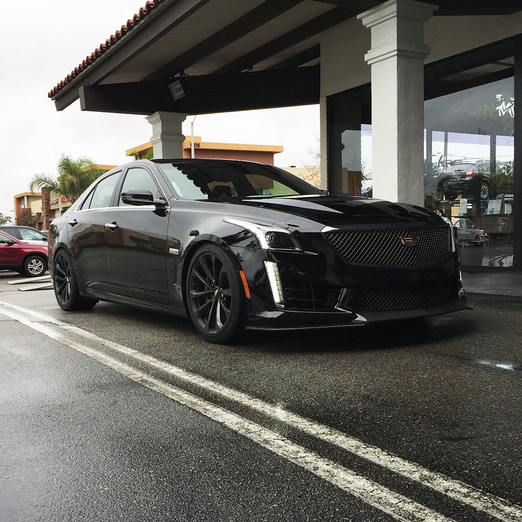 CTS-V (2016+) Lowering Spring Kit by Swift Springs - RENICK PERFORMANCE - 5