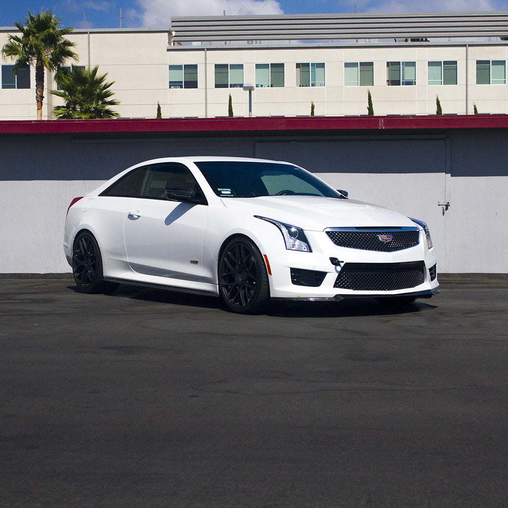ATS-V Lowering Spring Kit by Swift Springs - RENICK PERFORMANCE - 4