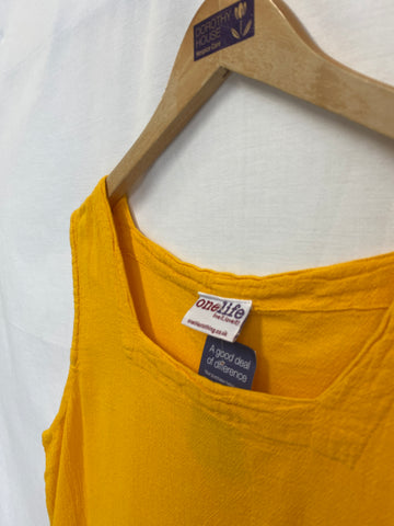 Metallic Stripe Pleated Zara Woman Skirt Size XS