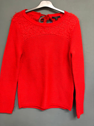Therapy Red Jumper Size M