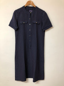 Striped Tunic Dress Size S/M