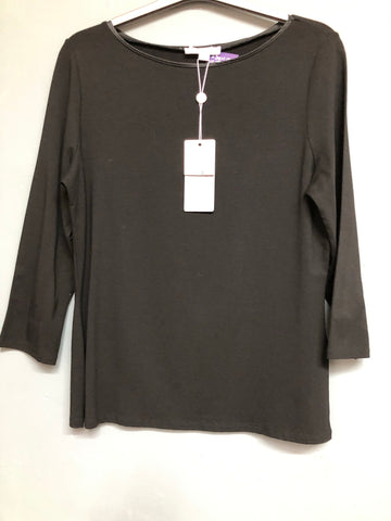 Ladies Black Precis Ladies Top Size M BNWT