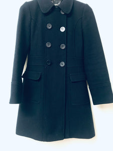 Navy Blue Laura Ashley Winter Coat 10