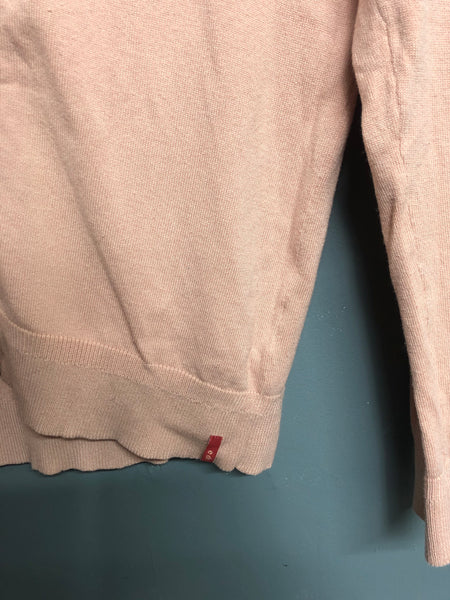 EDC By Esprit Pink Cardigan Size S
