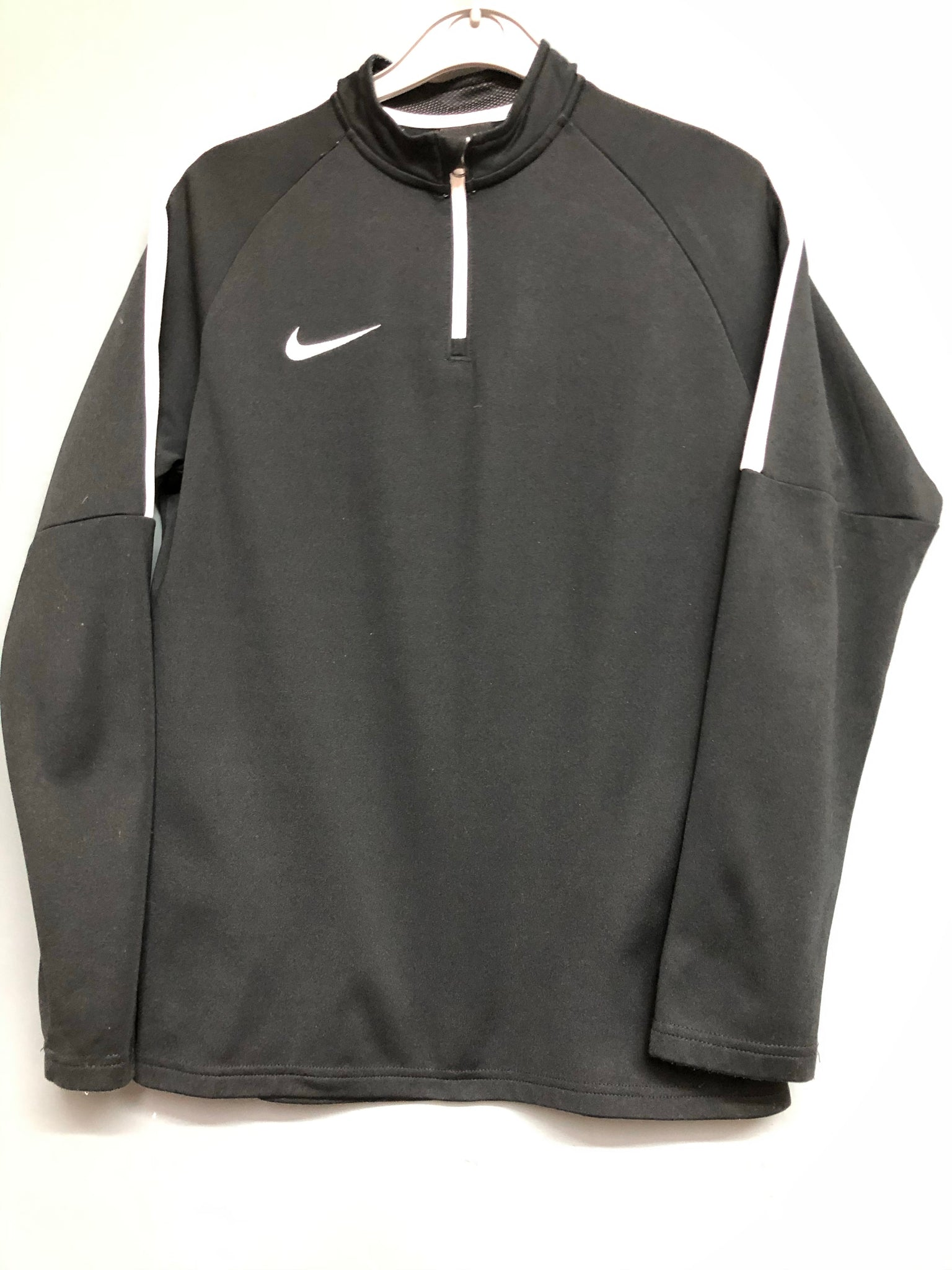 Nike Air Black Dri-Fit Sports Top size XS
