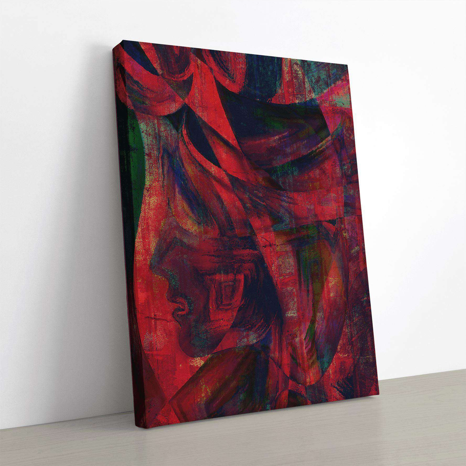 Abstract Eve Canvas Wall Art