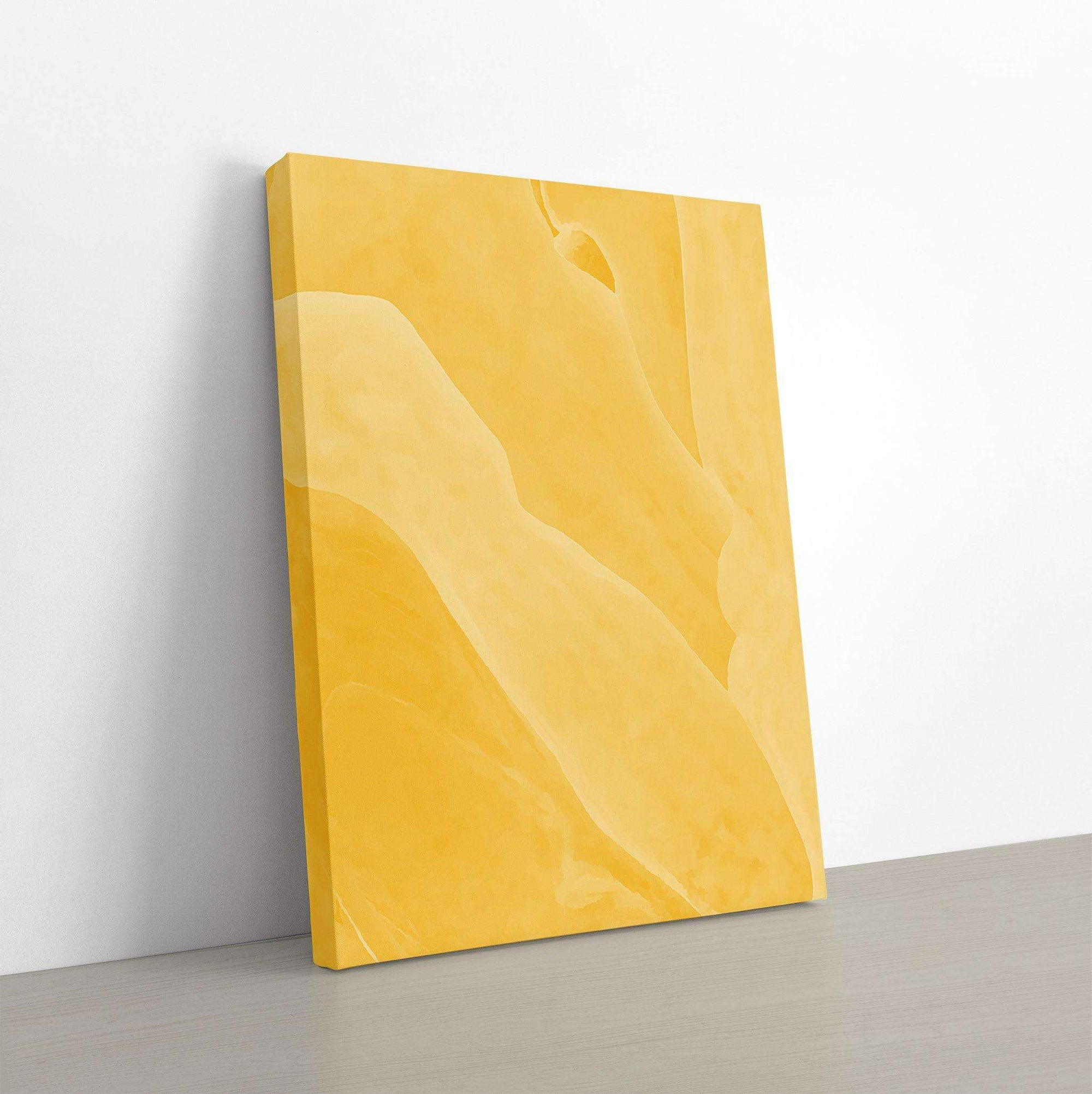 Bright Abstract Canvas Wall Art