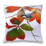Coal Tit Scatter Cushion