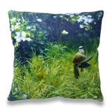 Whitethroat Scatter Cushion