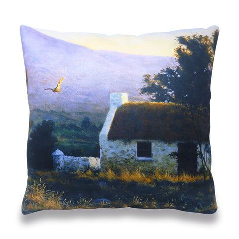 Short Eared Owl Scatter Cushion
