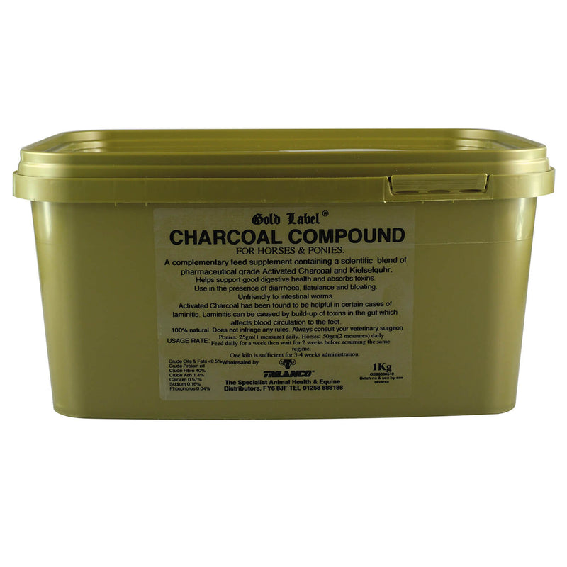 GOLD LABEL CHARCOAL COMPOUND