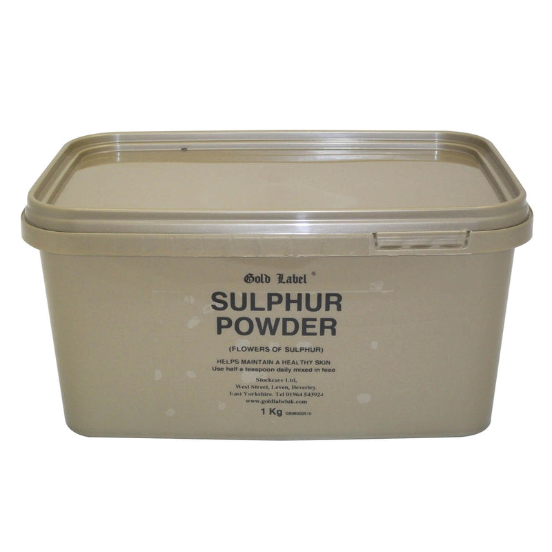 GOLD LABEL SULPHUR POWDER