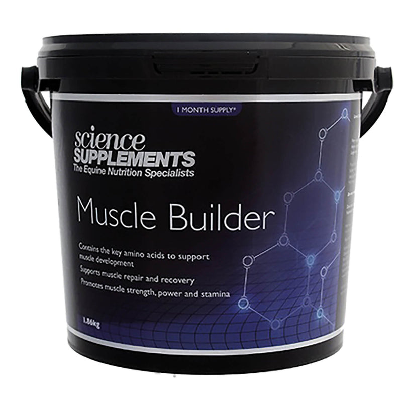 SCIENCE SUPPLEMENTS MUSCLE BUILDER