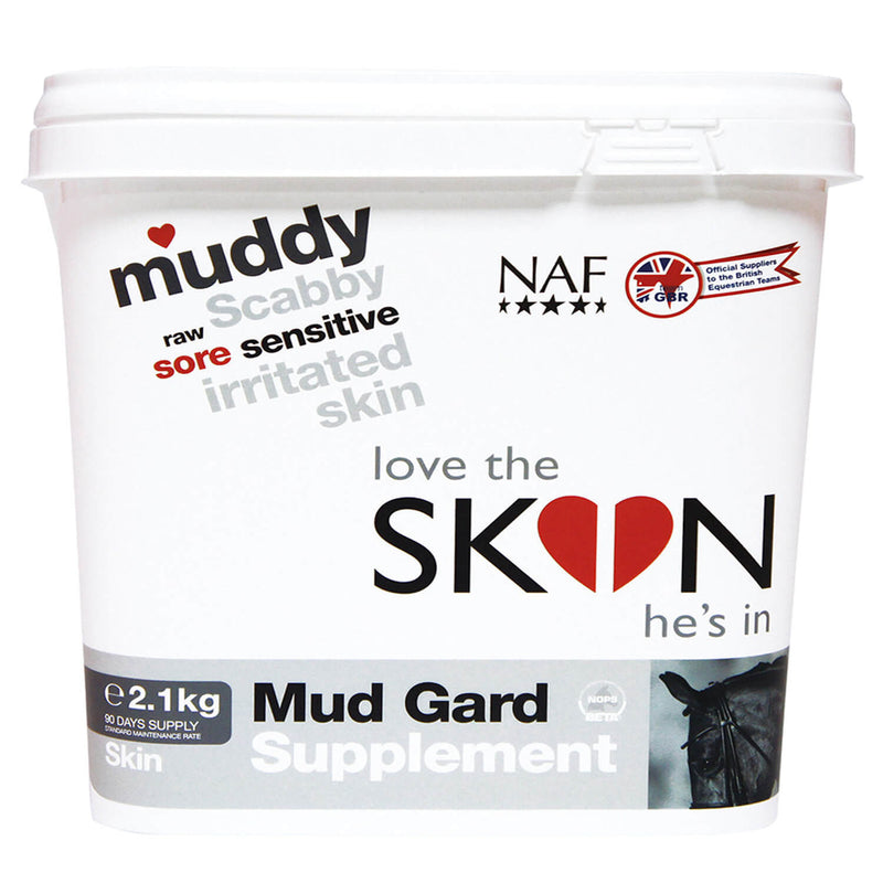 NAF LOVE THE SKIN HES IN MUD GARD SUPPLEMENT