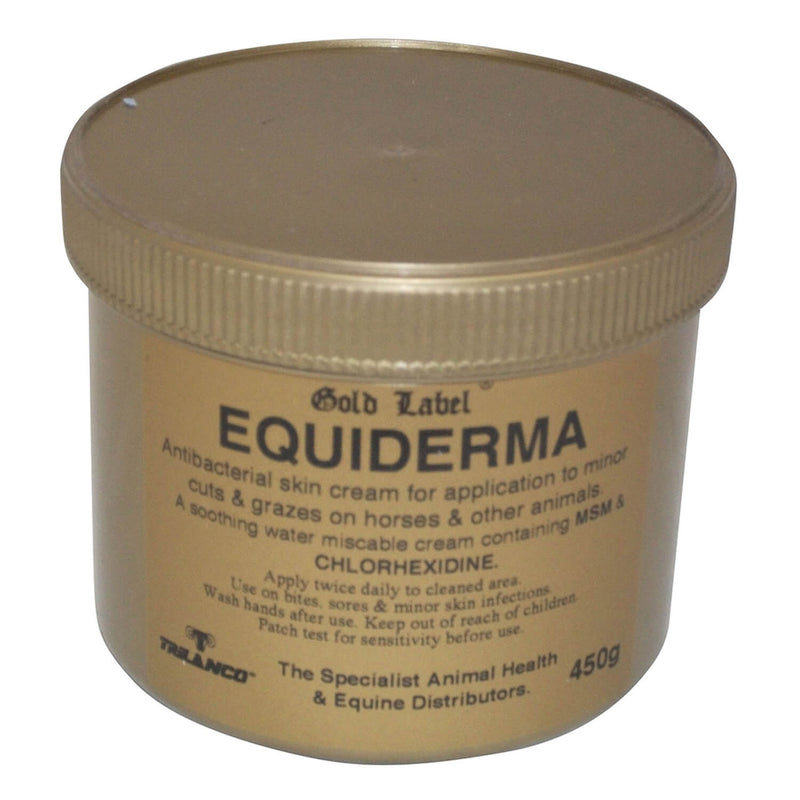 GOLD LABEL EQUIDERMA