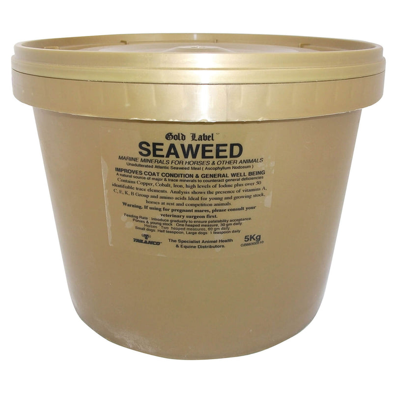 GOLD LABEL SEAWEED