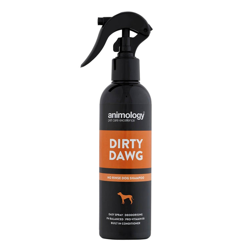 ANIMOLOGY DIRTY DAWG NO RINSE SHAMPOO - The Pet Friends