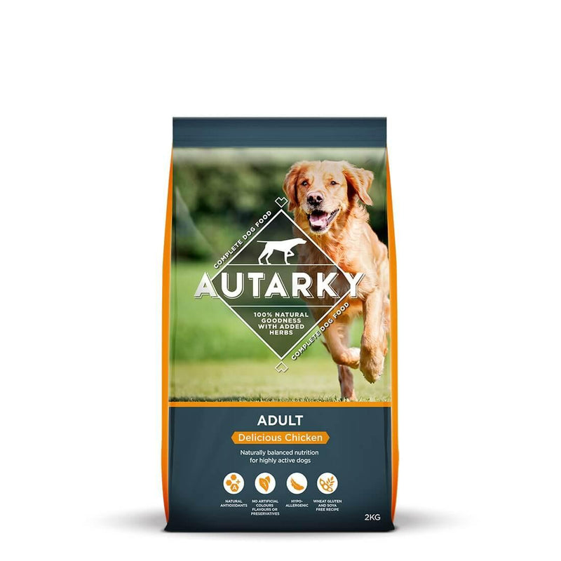 Autarky Chicken Dog Food - The Pet Friends