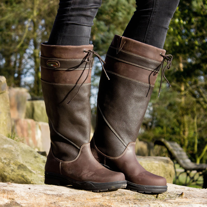 BROGINI WARWICK COUNTRY BOOTS ADULT