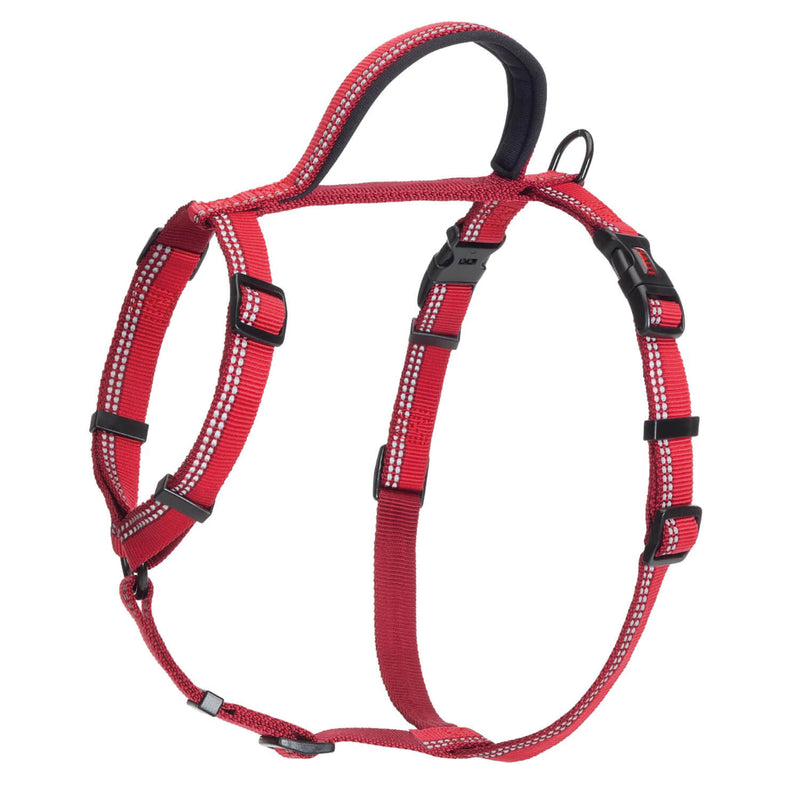 HALTI WALKING HARNESS RED
