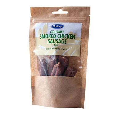 Hollings Gourmet Smoked Chicken Sausage
