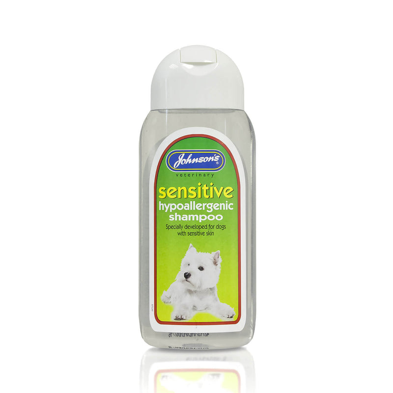JOHNSON'S VETERINARY HYPO-ALLERGENIC SHAMPOO