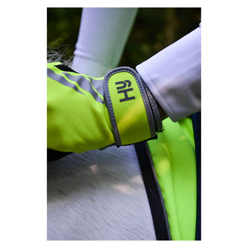 Hy5 Reflector Riding Gloves