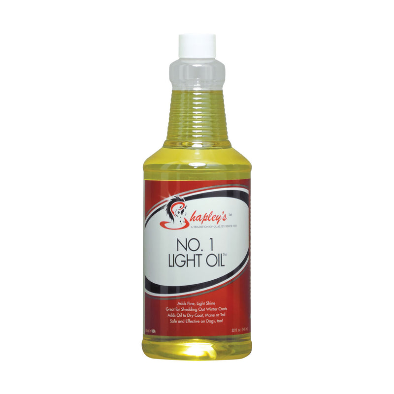 Shapley's No1 Light Oil