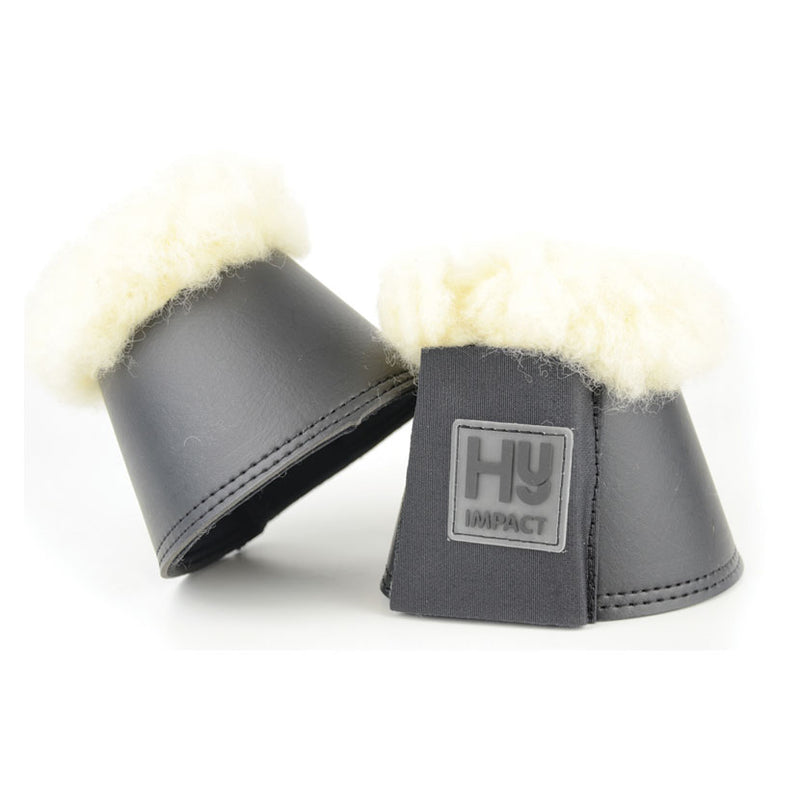 HyIMPACT Lambskin Over Reach Boots