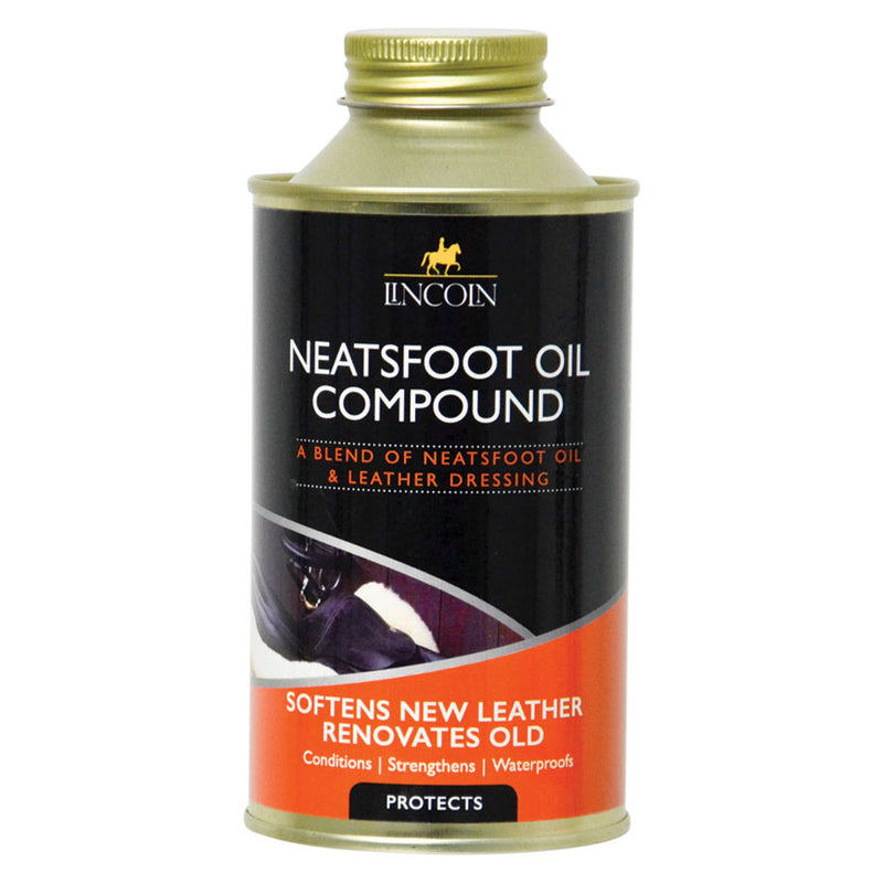 Lincoln Neatsfoot Oil Compound