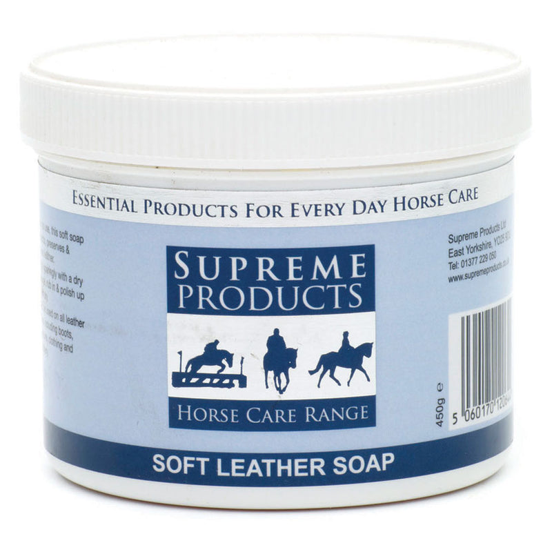 Supreme Products Soft Leather Soap