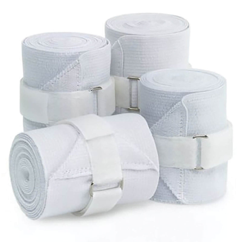 COTTAGE CRAFT EXERCISE BANDAGES ELASTICATED 4 PACK