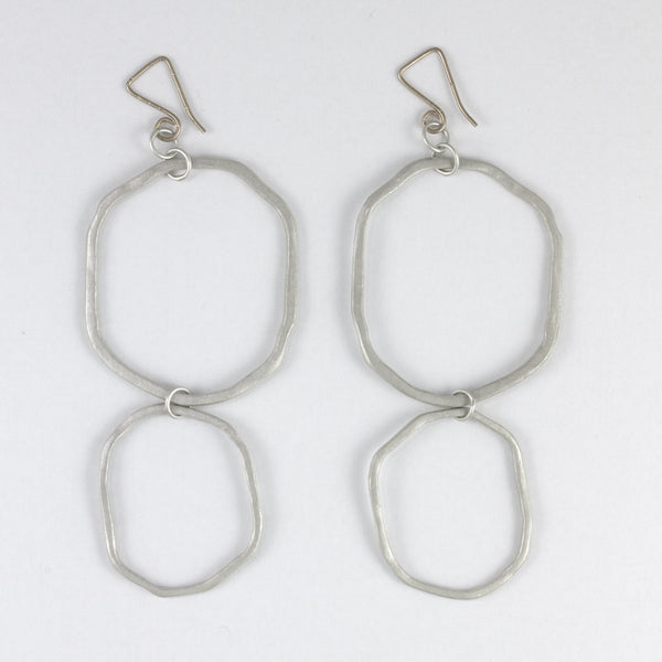 Double Bubble Earrings