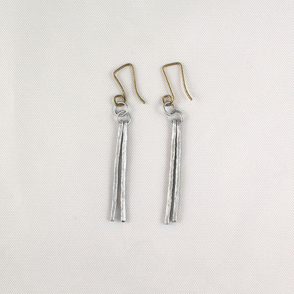 Double Bark Stix Earrings